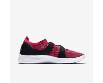 Nike Air Sock Racer Ultra Flyknit Womens Shoes Racer Pink/Black/White Style: 896447-004