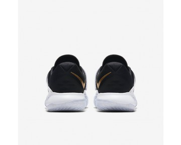 Nike Zoom Live Womens Shoes White/Metallic Gold/Pure Platinum/Black Style: 897625-107