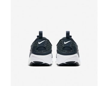 Nike Air Footscape NM Jacquard Mens Shoes Still Blue/Armoury Navy/Black/White Style: 898007-400