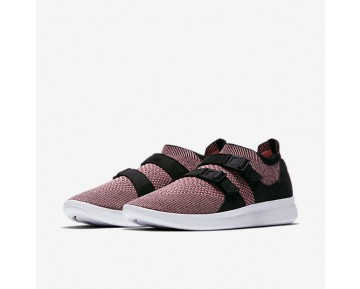 Nike Air Sock Racer Ultra Flyknit Mens Shoes Pink/Bright Melon/White/Bright Melon Style: 898022-003