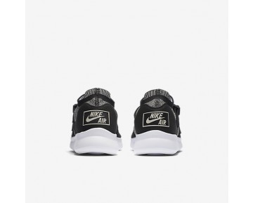 Nike Air Sock Racer Ultra Flyknit Mens Shoes Black/Black/White/Pale Grey Style: 898022-004