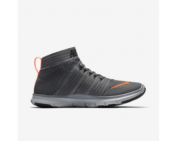Nike Free Train Virtue Mens Shoes Cool Grey/Wolf Grey/Dark Grey/Hyper Crimson Style: 898052-003