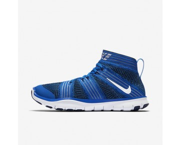 Nike Free Train Virtue Mens Shoes Hyper Cobalt/Binary Blue/White Style: 898052-400