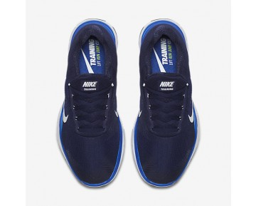 Nike Free Trainer V7 Mens Shoes Binary Blue/Hyper Cobalt/Black/White Style: 898053-400