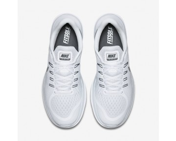 Nike Flex 2017 RN Mens Shoes White/Pure Platinum/Cool Grey Style: 898457-100