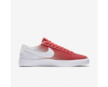 Nike SB Blazer Vapor Textile Mens Shoes Track Red/White/White Style: 902663-611