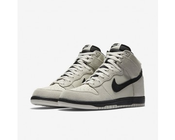 Nike Dunk High Mens Shoes Light Bone/Black Style: 904233-002