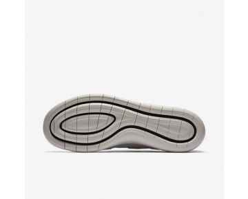 NikeLab Air Sock Racer Ultra Flyknit Mens Shoes Pale Grey/Pale Grey/Black Style: 904580-002