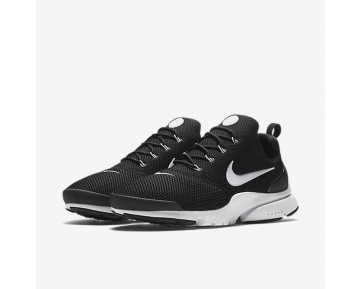 Nike Presto Fly Mens Shoes Black/Black/White Style: 908019-002