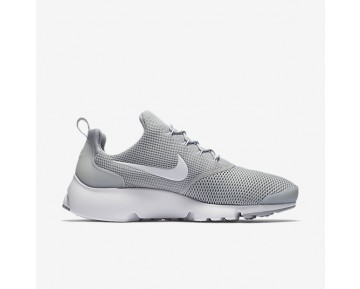 Nike Presto Fly Mens Shoes Wolf Grey/Wolf Grey/White Style: 908019-003