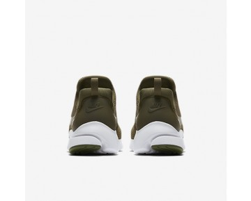 Nike Presto Fly Mens Shoes Medium Olive/White/Medium Olive Style: 908019-201