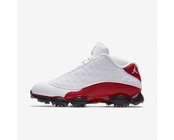 Air Jordan 13 Mens Shoes White/University Red/White/University Red Style: 917719-101