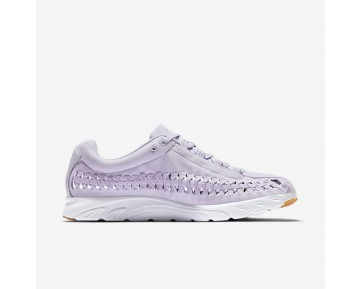 Nike Mayfly Woven QS Womens Shoes Barely Grape/White/Gum Yellow/Barely Grape Style: 919749-500