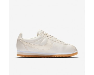 Nike Classic Cortez QS Womens Shoes Barely Orange/White/Gum Yellow/Barely Orange Style: 920440-800