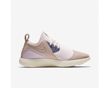 Nike LunarCharge Premium Womens Shoes Siltstone Red/Pearl Pink/Dark Sky Blue Style: 923286-600