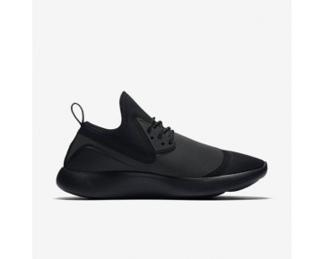 Nike LunarCharge Essential Mens Shoes Black/Black/Volt/Dark Grey Style: 923619-001