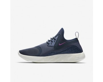 Nike LunarCharge Essential Womens Shoes True Blue/Dark Sky Blue/Sail/Hyper Verde Style: 923620-405
