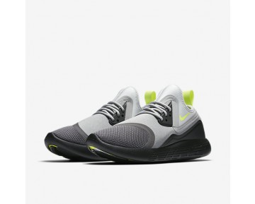 Nike LunarCharge Essential BN Womens Shoes Dark Grey/Black/Volt/Volt Style: 933797-070