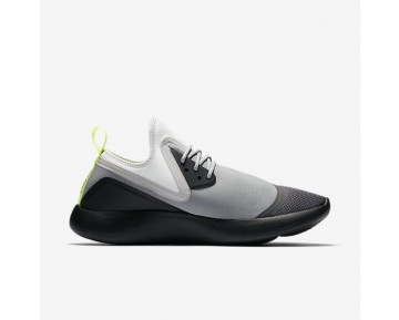 Nike LunarCharge Essential BN Mens Shoes Dark Grey/Black/Volt/Volt Style: 933811-070