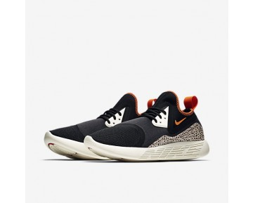 Nike LunarCharge Essential BN Mens Shoes Black/Sail/Clay Orange Style: 933811-081