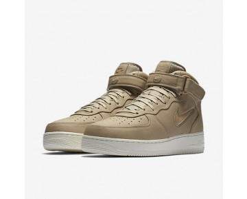 NikeLab Air Force 1 Mid Jewel Mens Shoes Mushroom/Sail/Mushroom Style: 941913-200