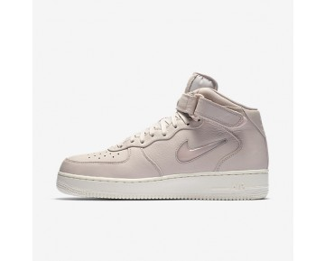 NikeLab Air Force 1 Mid Jewel Mens Shoes Siltstone Red/Sail/Siltstone Red Style: 941913-600