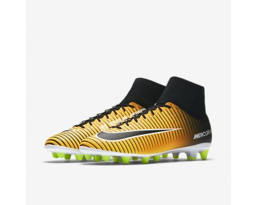 Nike Mercurial Victory Vi Dynamic Fit Ag-Pro Artificial-Grass Football Boot Mens Shoes Laser Orange/White/Volt/Black Style: 903608-801