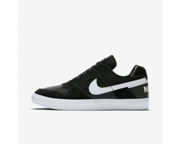 Nike Sb Delta Force Vulc Skateboarding Mens Shoes Black/Anthracite/White/White Style: 942237-010