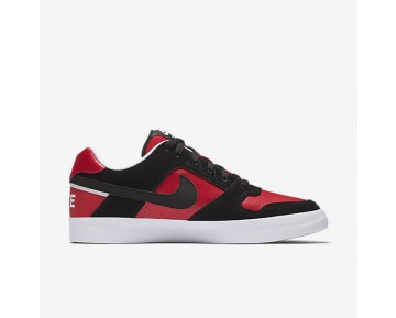 Nike Sb Delta Force Vulc Skateboarding Mens Shoes Black/University Red/White/Black Style: 942237-006