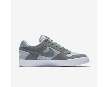 Nike Sb Delta Force Vulc Skateboarding Mens Shoes Cool Grey/Wolf Grey/White/Cool Grey Style: 942237-001