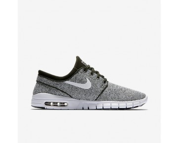 Nike Sb Stefan Janoski Max Skateboarding Mens Shoes Sequoia/Golden Beige/White Style: 631303-312