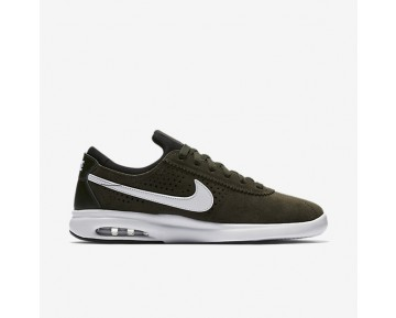 Nike Sb Air Max Bruin Vapor Skateboarding Mens Shoes Sequoia/Golden Beige/Black/White Style: 882097-312