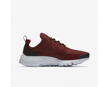 Nike Air Presto Fly Se Mens Shoes Black/Team Red/Pure Platinum/Team Red Style: 908020-003
