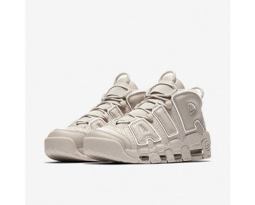 Nike Air More Uptempo '96 Mens Shoes Light Bone/Light Bone/White Style: 921948-001