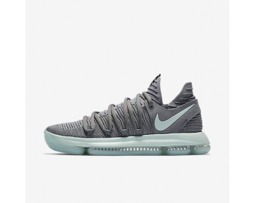 Nike Zoom Kdx Basketball Mens Shoes Cool Grey/White/Igloo Style: 897815-002