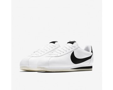 Nike Classic Cortez Leather Se Mens Shoes Sail/Black Style: 861535-104