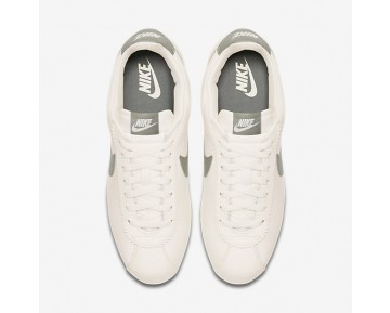 Nike Classic Cortez Leather Se Mens Shoes Sail/Dark Stucco Style: 861535-105
