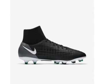 Nike Magista Onda Ii Dynamic Fit Fg Firm-Ground Football Boot Mens Shoes Black/Cool Grey/Stadium Green/White Style: 917787-002