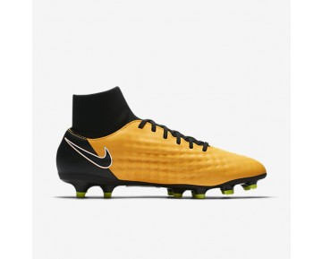 Nike Magista Onda Ii Dynamic Fit Fg Firm-Ground Football Boot Mens Shoes Laser Orange/White/Volt/Black Style: 917787-801