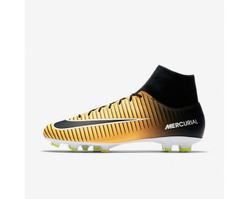 Nike Mercurial Victory Vi Dynamic Fit Fg Firm-Ground Football Boot Mens Shoes Laser Orange/White/Volt/Black Style: 903609-801