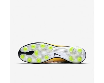Nike Mercurial Veloce Iii Dynamic Fit Ag-Pro Artificial-Grass Football Boot Mens Shoes Laser Orange/White/Volt/Black Style: 831960-801