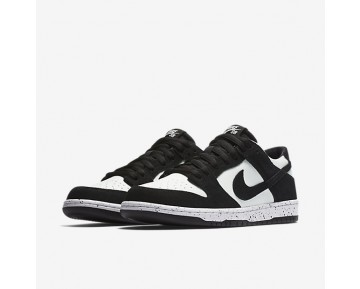 Nike Sb Dunk Low Pro Skateboarding Mens Shoes Black/Barely Green/White/Black Style: 854866-003