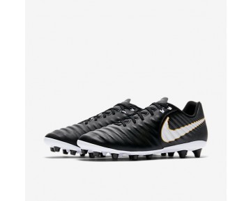 Nike Tiempo Ligera Iv Ag-Pro Artificial-Grass Football Boot Mens Shoes Black/Black/White Style: 897743-002