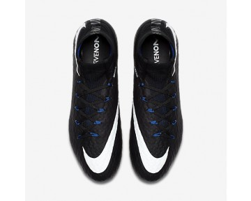Nike Hypervenom Phatal 3 Df Fg Firm-Ground Football Boot Mens Shoes Black/Game Royal/White Style: 852554-002