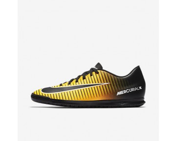 Nike Mercurial Vortex Iii Ic Indoor/Court Football Mens Shoes Laser Orange/White/Volt/Black Style: 831970-801