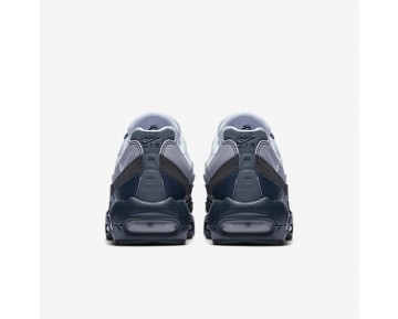 Nike Air Max 95 Essential Mens Shoes Armoury Navy/Anthracite/Wolf Grey/White Style: 749766-406