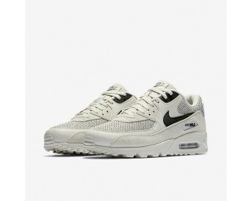 Nike Air Max 90 Essential Mens Shoes Light Bone/Black/Pure Platinum/Black Style: 537384-074