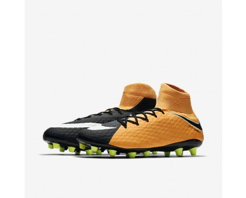Nike Hypervenom Phatal 3 Df Ag-Pro Artificial-Grass Football Boot Mens Shoes Laser Orange/Black/Volt/White Style: 860644-801