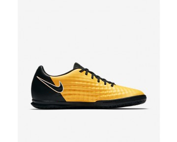 Nike Magista Ola Ii Ic Indoor/Court Football Mens Shoes Laser Orange/White/Volt/Black Style: 844409-801