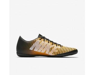 Nike Mercurial Victory Vi Ic Indoor/Court Football Mens Shoes Laser Orange/White/Volt/Black Style: 831966-801